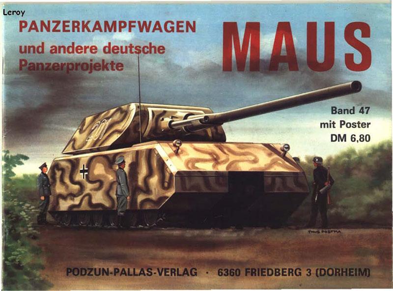 Maus - Waffen Arsenal 047