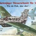 Messerschmitt Me 163 - Broń Arsenal 113