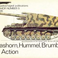 Nashorn - Hummel - Brumbär in Azione - Squadrone Segnale SS2005
