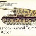Nashorn - Hummel - Brumbär in Action - Squadron Signal SS2005