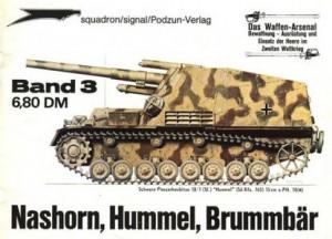 Nashorn, Hummel, Brummbär - Waffen Arsenal 003