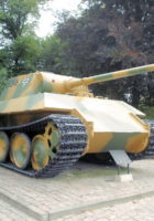 Panther Ausf.D - Walk Around