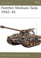 Panther Medium Tank 1942-45 - NYA VANGUARD 67