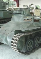 Panzer I Ausf.A – Walk Around