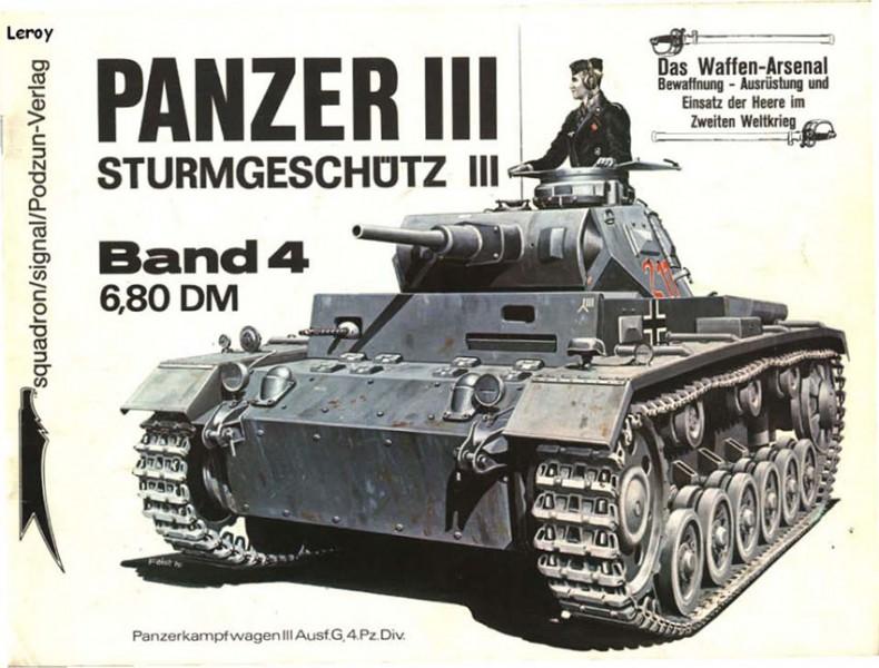 Panzer III - Stug III - Waffen Arsenal 004