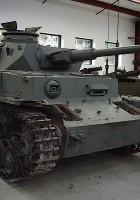 Panzer IV Ausf.H - Chodiť