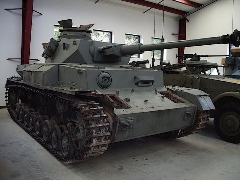 Танк IV Ausf.H - Walk Around