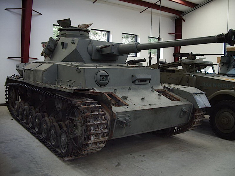 Panzer IV Ausf.H - Spacer