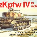 Panzer IV in Action - Squadron Signal SS2012