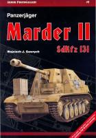 Panzerjäger Marder II SdKfz.131 - Rustning Fotogalleri 009
