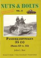 Panzer 35(t) - Nuts & Bolts 11