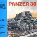 Panzerkampfwagen 38(t) - organizácie waffen Arsenal 023