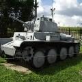 Panzerkampfwagen 38(t) - Chodiť