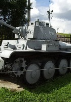 Panzerkampfwagen 38(t) - Walk Around