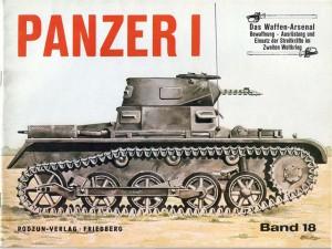 Panzerkampfwagen I - Waffen Arsenaal 018