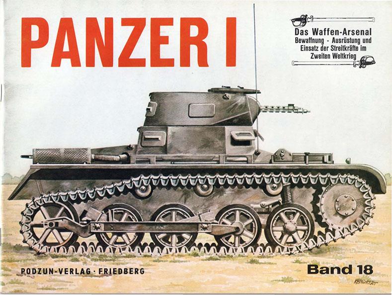 Panzerkampfwagen Jeg - Arsenal Av Våpen 018