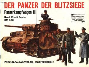 Pzkpfw III - 048 Arsenał broni