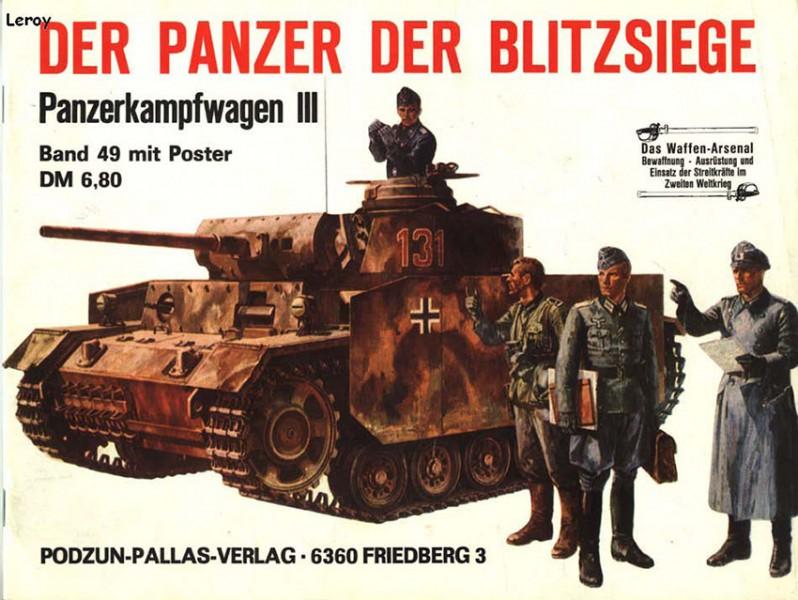 Panzerkampfwagen III - Waffen Arsenal 048