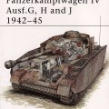 Panzer IV Ausf G, H and J 1942-45 - NEW VANGUARD 39