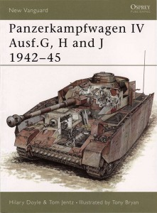 Panzerkampfwagen IV Ausf G, H and J 1942-45 - NEW VANGUARD 39