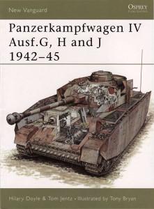 Panzerkampfwagen IV Ausf G, H a J 1942-45 - NEW VANGUARD 39