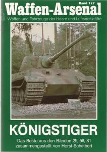 """Pzkpfw VI """"tygrys Królewski"""" - Arsenał broni 127"""