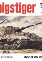 Panzerkampfwagen VI Königstiger - Waffen Arsenal 025