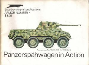 Panzerspähwagen in Actie - Squadron Signaal SS2004