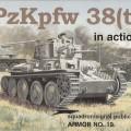 PzKpfw 38(t) v Akcii - Letky Signál SS2019
