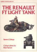 Renault FT Könnyű Tank - VANGUARD 46