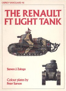 Light Tank Renault FT - VANGUARD 46