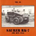 Саурер ПК-7 - Sdkfz.254 - Болтове 05