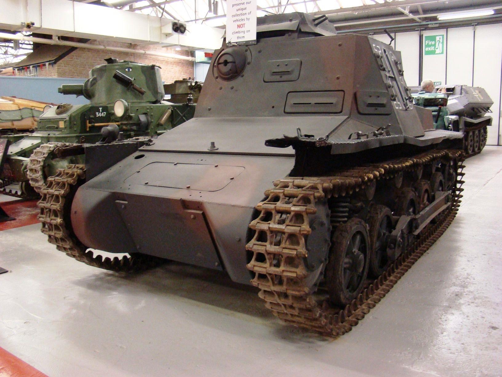 Sd.Kfz.265 Panzerbefehlswagen