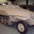 Sdkfz 251 - Išorinis Sukamaisiais Apžiūra