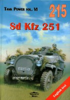 Sdkfz 251 - Wydawnictwo Militaria 215