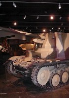 Sdkfz.131 - Мардер второй - walkaround с парусом