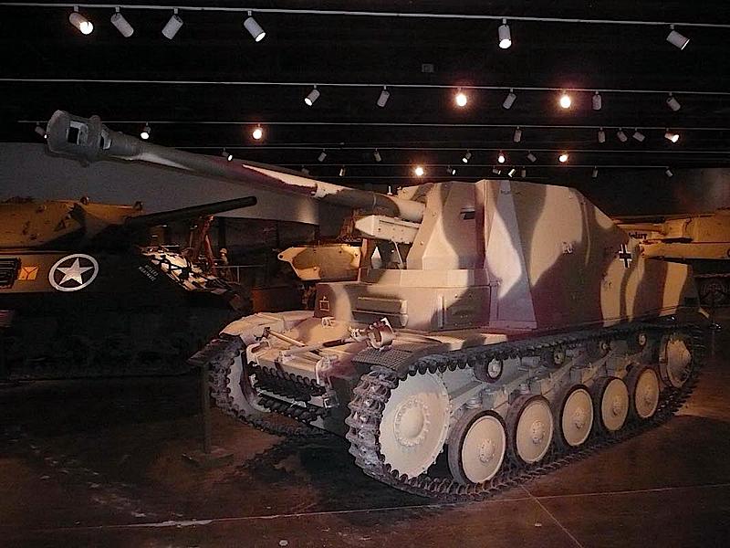 Sdkfz.131 - Merati II - WalkAround