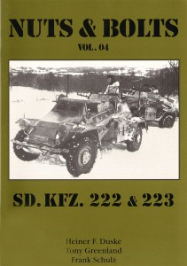 Sdkfz.222 - 223 - Nuts & Bolts 04