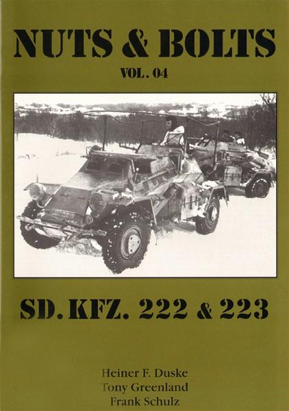Sdkfz.222 - 223 - Nuts & Bolts 04