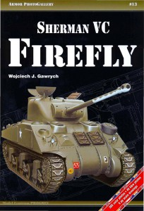 Sherman VC Firefly - Šarvai Photogallery 013