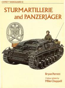 Штурмовая артиллерия танковых истребителей-VANGUARD 12