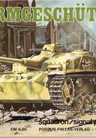 Sturmgeschütz III - zbraně Arzenál 039