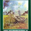 Sturmpanzer IV - brummbar - Arsenal 160