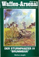 Sturmpanzer IV - Brummbär - Waffen Arsenal 160