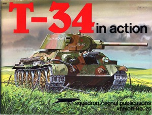 T-34 in Action - Squadron Signal SS2020