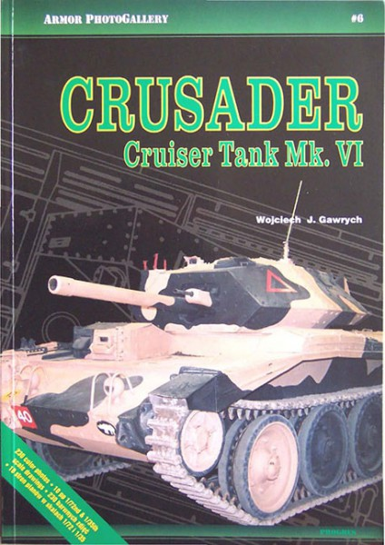 Tank Crusader - Armor Photogallery 006