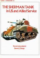 V Tank Sherman v ZDA in Zavezniških Storitev - VANGUARD 26