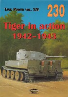 Tiger In Action 1942-1943 - Kirjastus 230