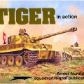 Tiger in Aktion - Squadron Signal SS2027