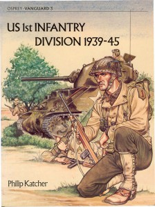 US 1st Infantry Division 1939-45 - VANGUARD 03